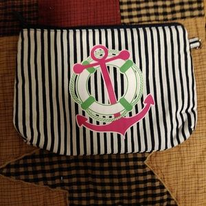 Thirty One Mini Zip Pouch NWOT